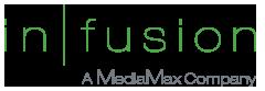 infusion advertising Logo