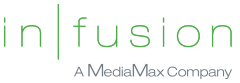 infusion advertising Logo